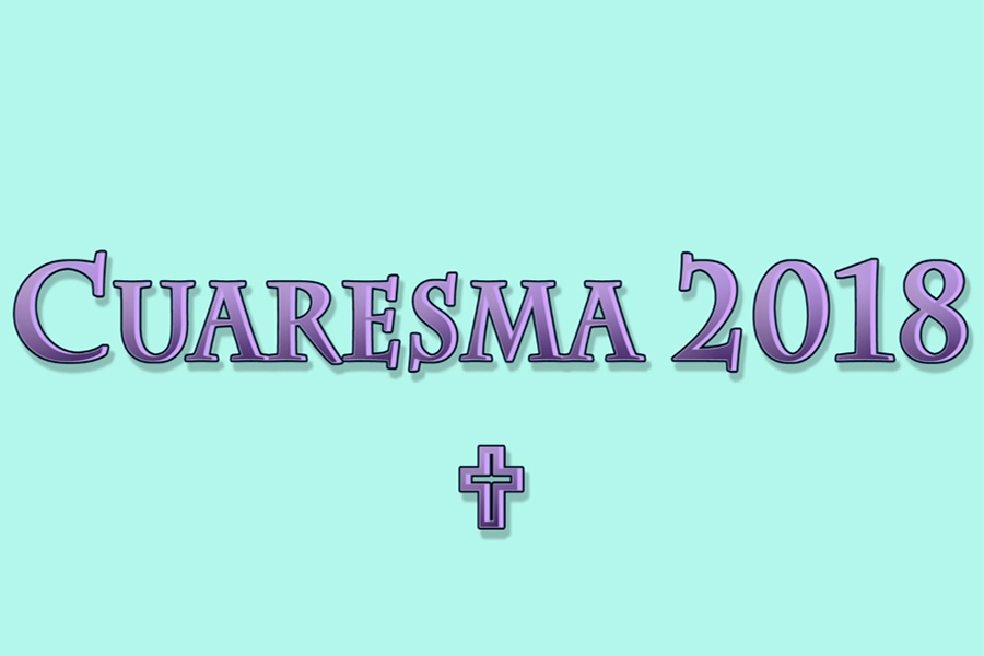 Audio y video: Mensaje de Cuaresma 2018/1